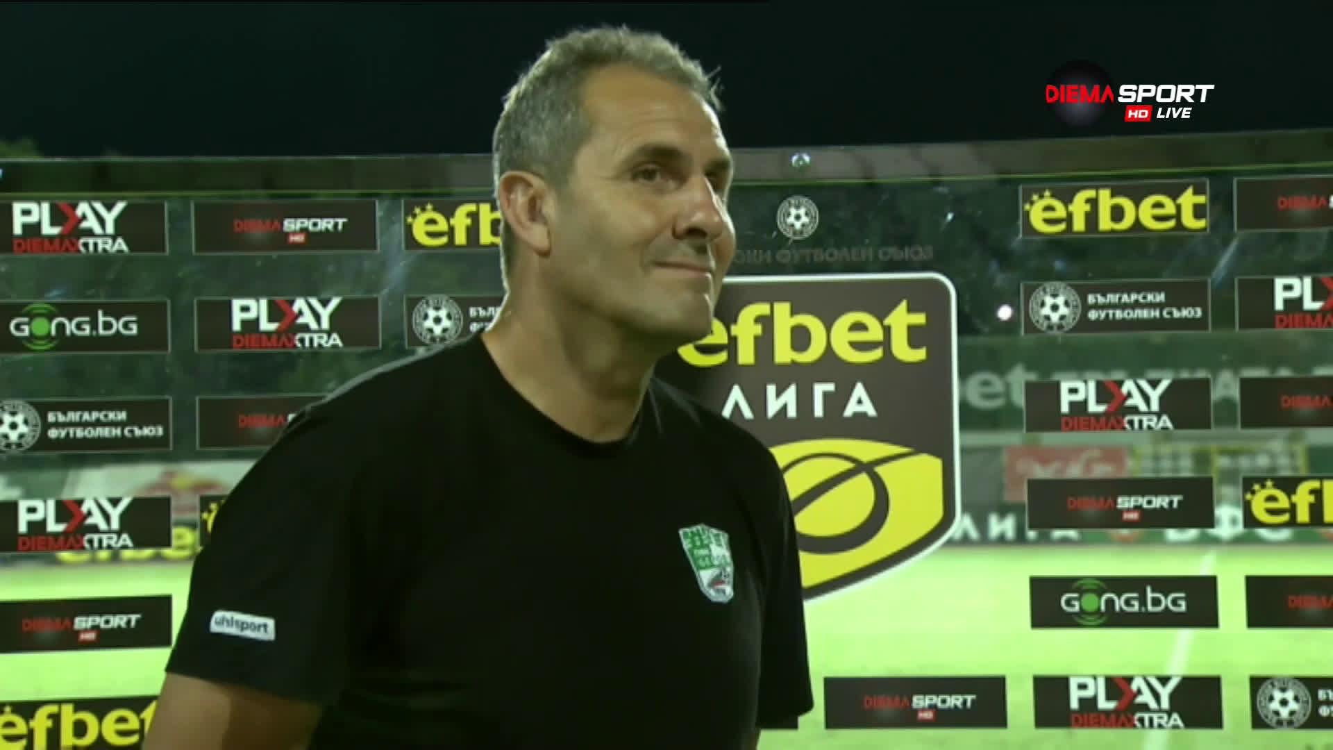 Димитров: Трудно може да заменим футболист като Камбуров