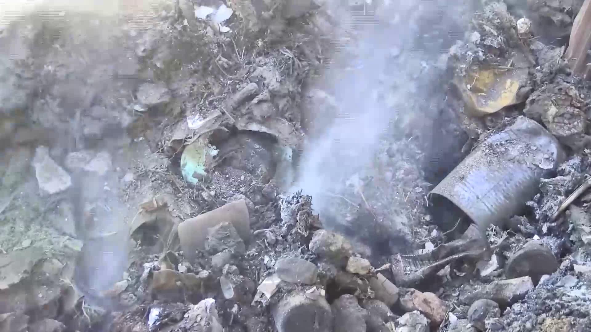 Пожар обхвана близо 120 дка гора край Ветрен