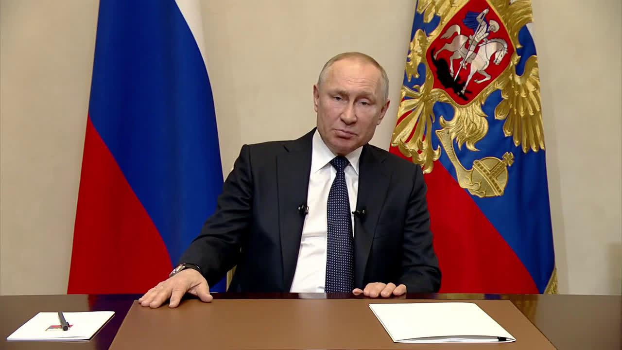 Russia: Putin postpones constitutional vote amid coronavirus pandemic