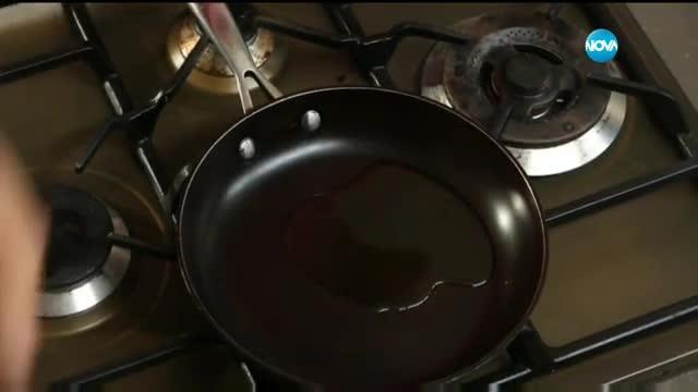 Картофи с тиквички на фурна - Бон Апети (27.06.2017)