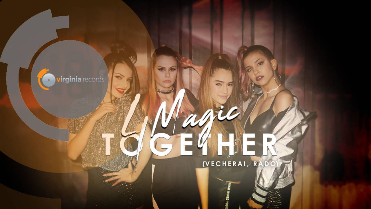 4Magic - Together (Vecherai, Rado) (Official Video)