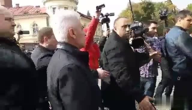 """Волен Сидеров: Американското посолство е наредило да се смачка """"Атака"""""""