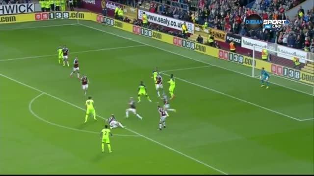 Бърнли - Ливърпул 2:0, Висша лига, 2-и кръг