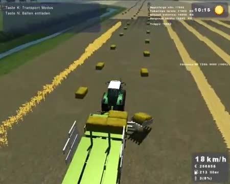 Farming simulator в gta sa.
