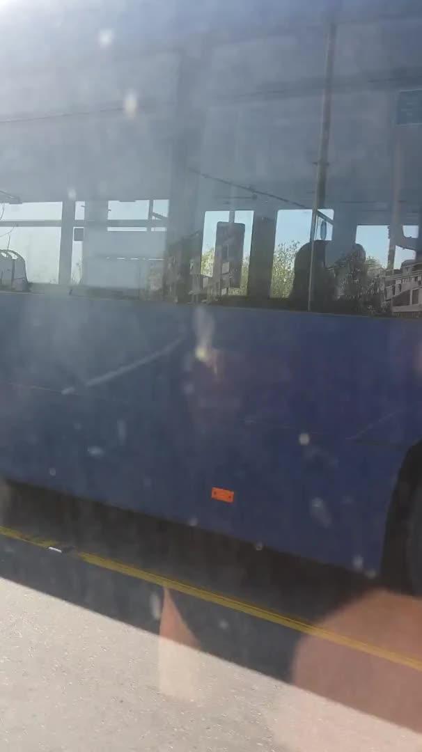 Кола се запали в движение в Бургас