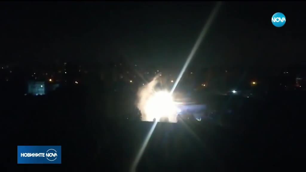 """УМИШЛЕН ПАЛЕЖ: 10 коли изгоряха в \""""Люлин\"""""""