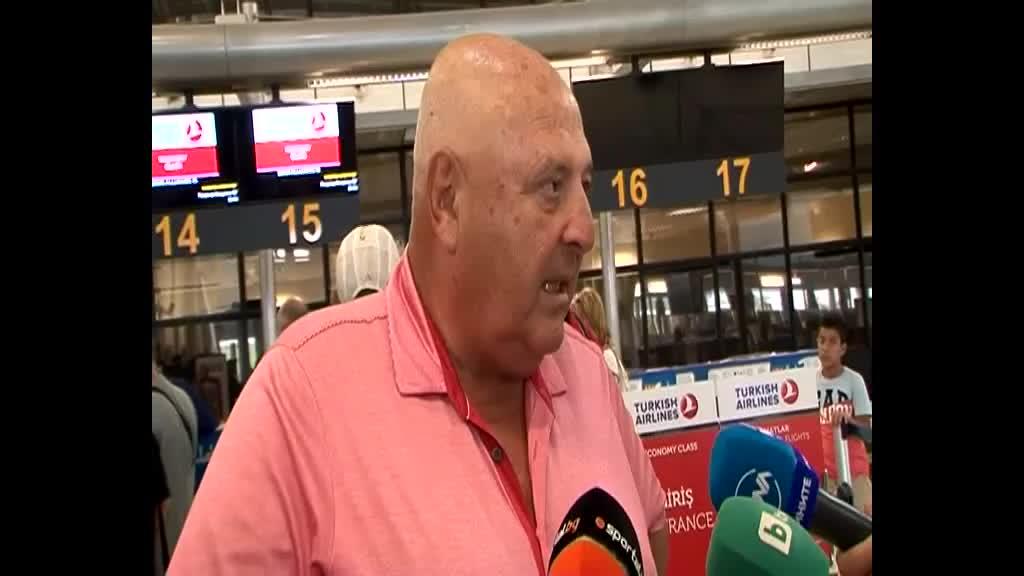Венци Стефанов: Искам да видя как истински бърлгари влизат в бой