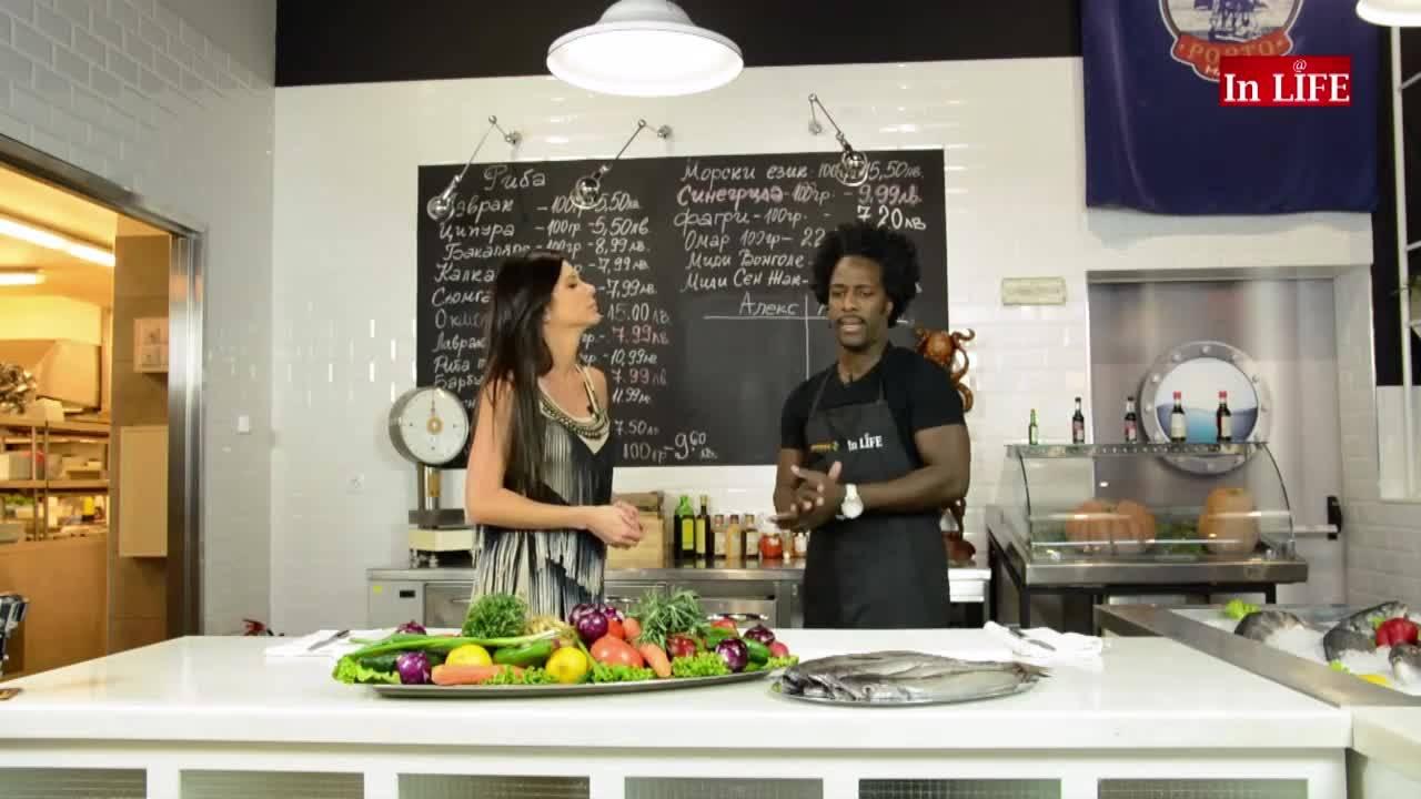 "Куба, музика и танци с Алфредо Торес в Епизод 14 ""Кухня в Рая"""