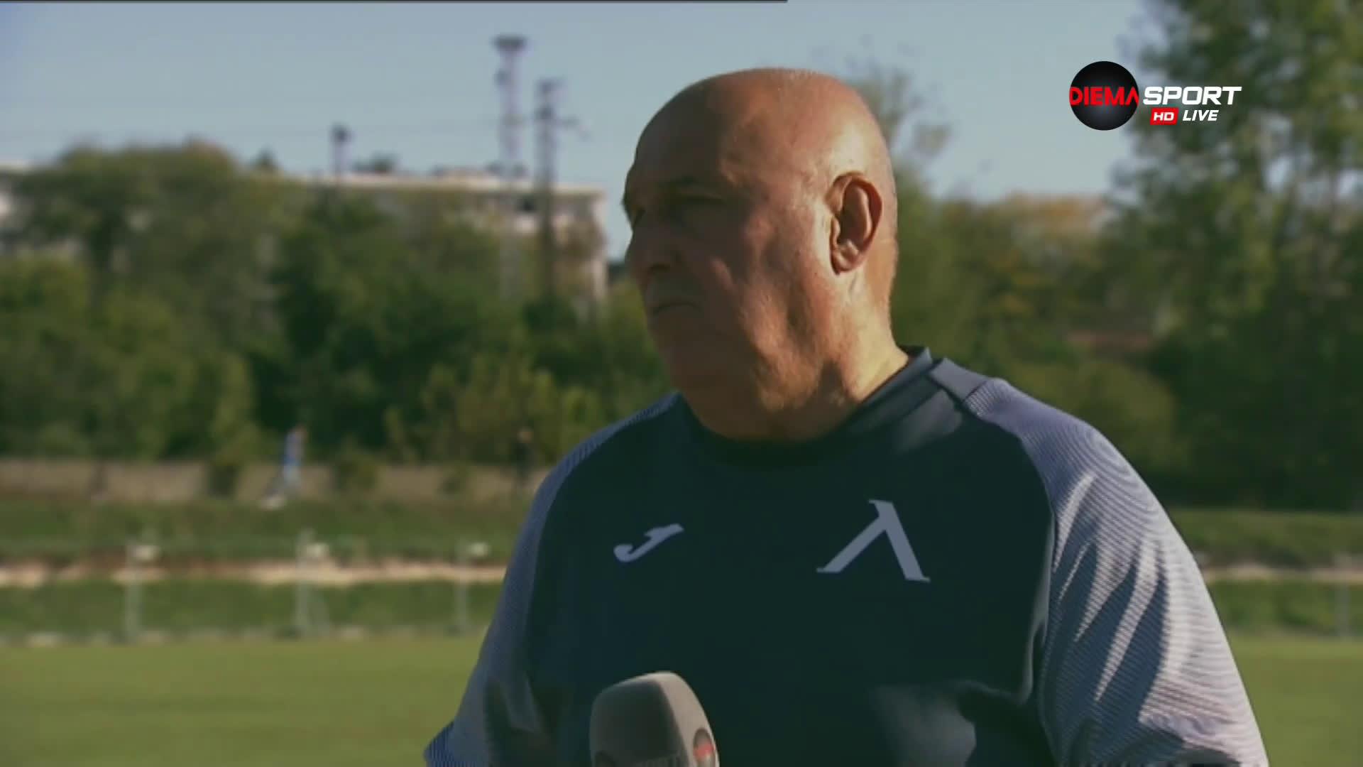 Тодоров иска футболистите да си направят самооценка