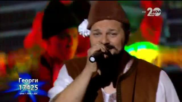 Георги Бенчев - X Factor Live (11.11.2014)