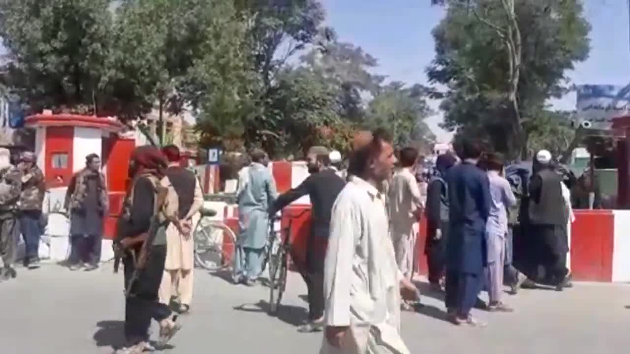 Afghanistan: Ghazni falls as Taliban takes control of 10th provincial capital