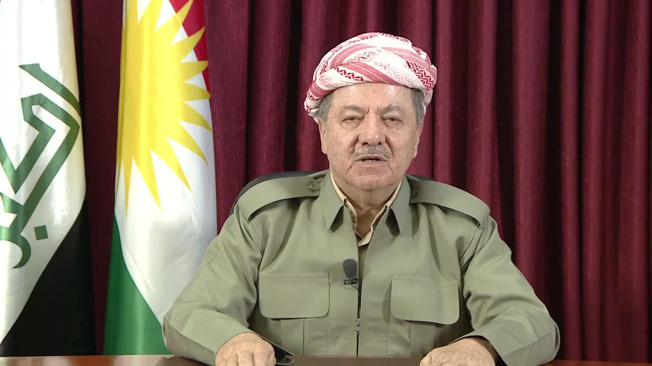 Iraq: Barzani delivers 'victory' speech following 'yes' victory in Kurdistan referendum