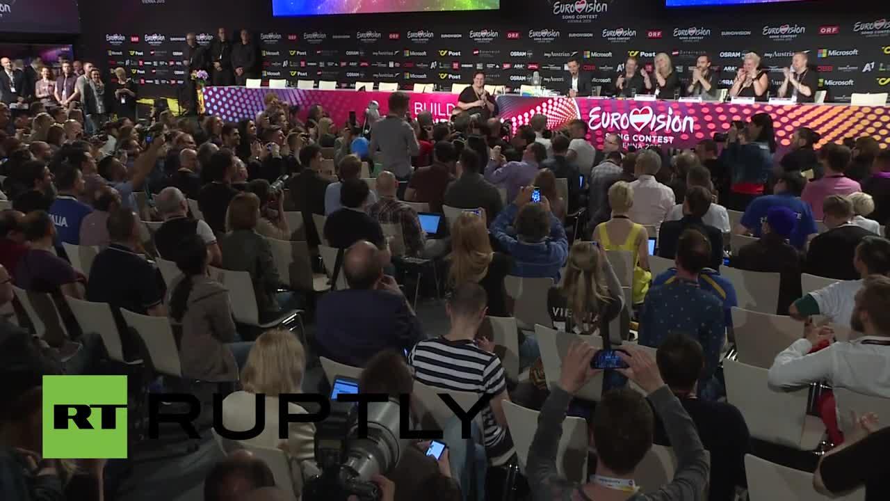 Austria: Sweden sweeps this year's Eurovision crown in Vienna