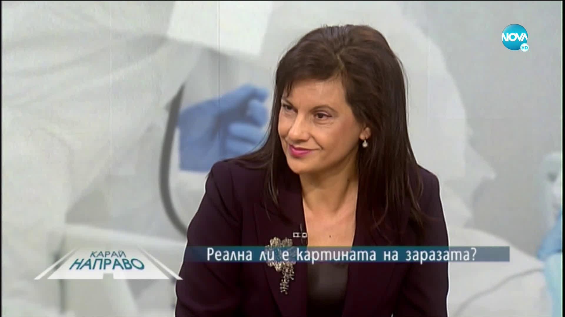 """""""Карай направо"""" с д-р Даниела Дариткова (21.11.2020)"""