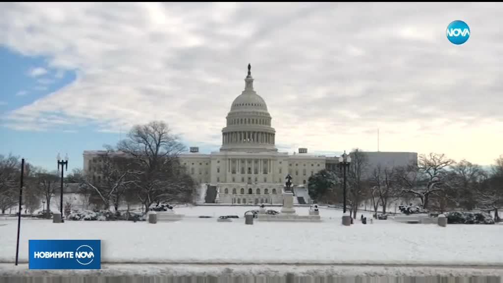 Камарата на представителите забрани реч на Доналд Тръмп