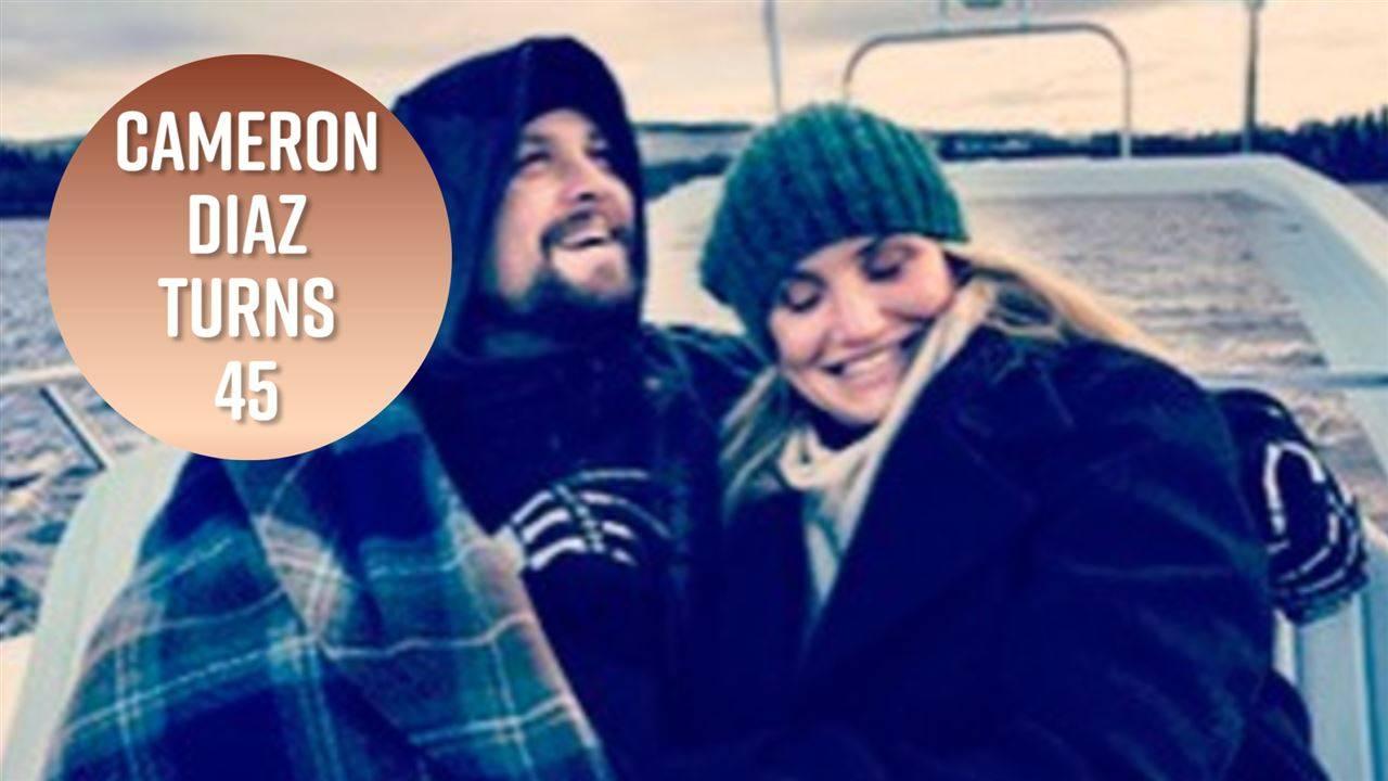 Benji Madden posts rare bday letter to Cameron Diaz