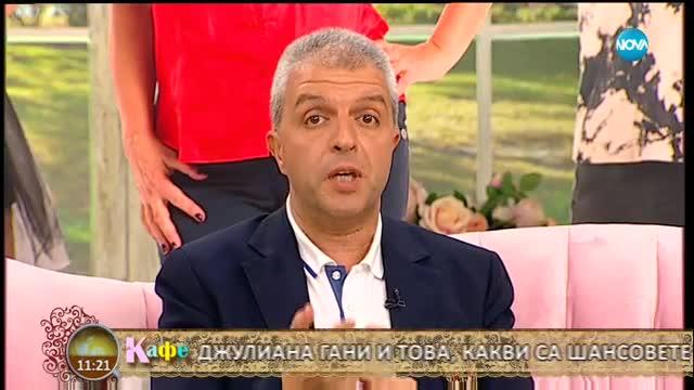 """Заслужава ли Джулиана Гани титлата \""""Любима звезда на България\"""""""