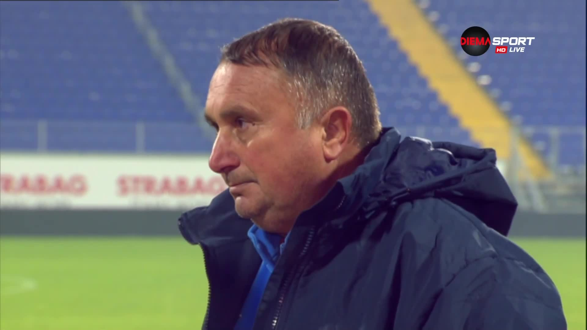 Пламен Донев: Заслужена победа за Левски, всичко им се получи