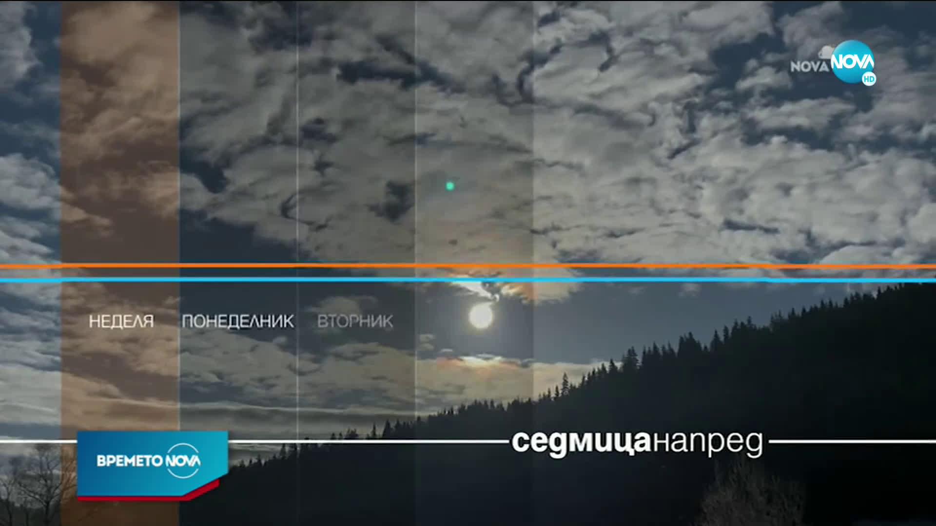 Прогноза за времето (16.01.2021 - сутрешна)