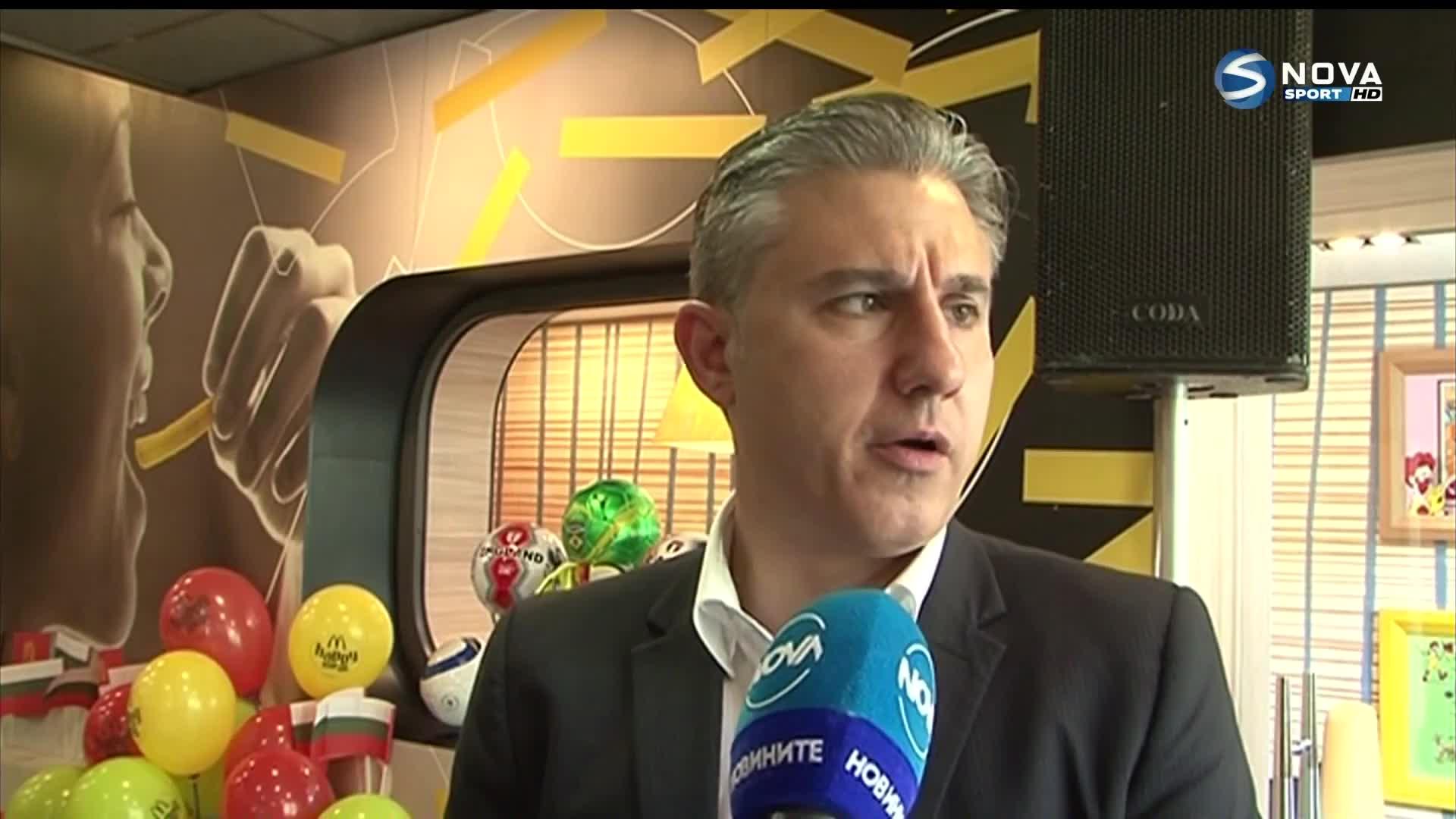 Павел Колев: Няма проблем форматът на първенството да бъде променен веднага