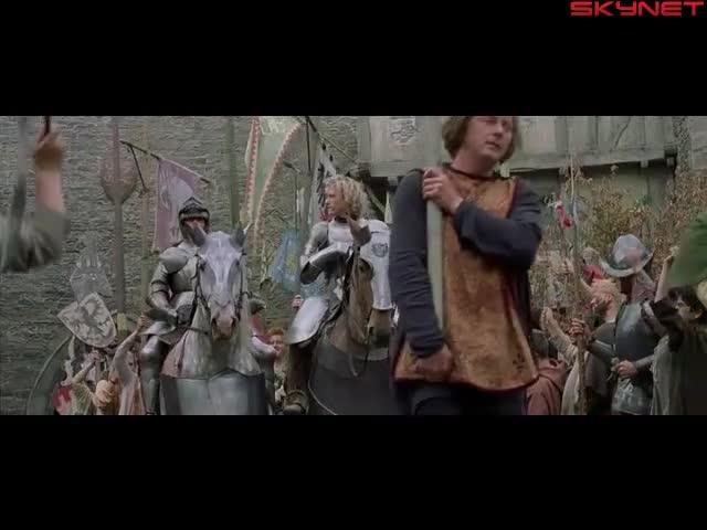 Като рицарите (2001) Бг Аудио ( Високо Качество ) Част 5 Филм