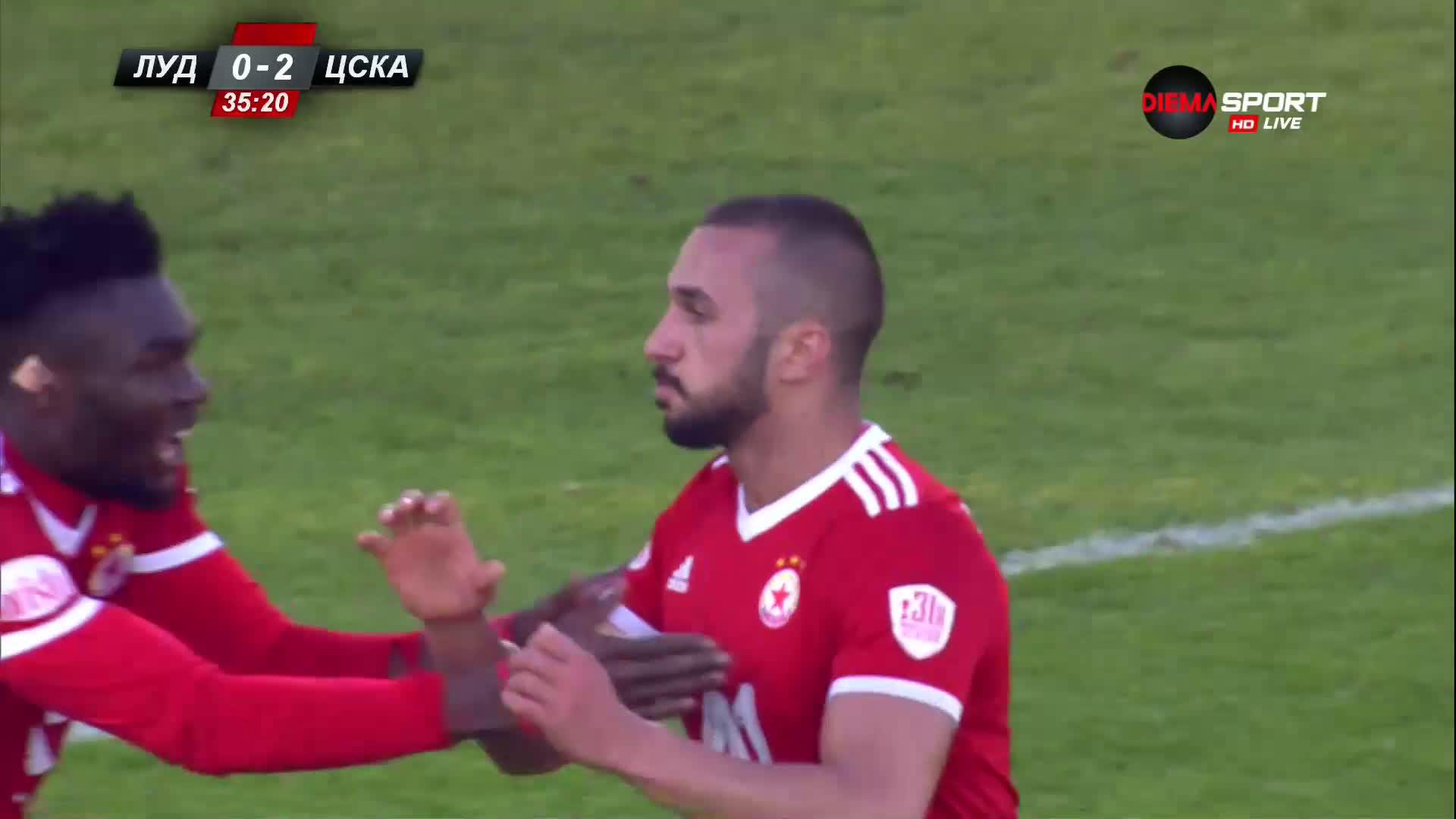 Йомов покачи аванса на ЦСКА в Разград