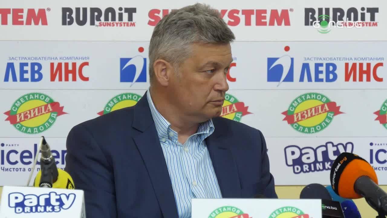 Отговорникът за ВАР в България Петър Петров с разяснения за системата