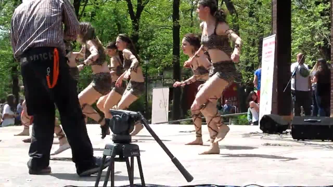 Raga dance