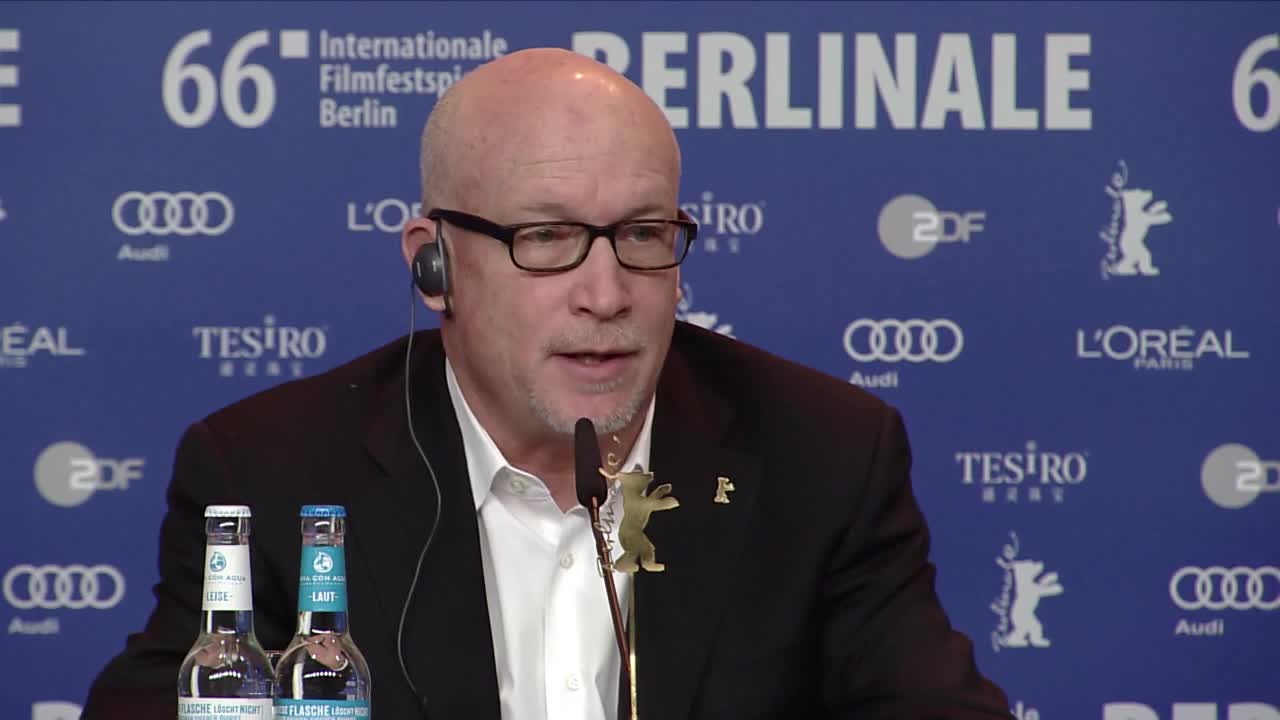 Germany: Alex Gibney warns of dangers of cyber weapons at Berlinale