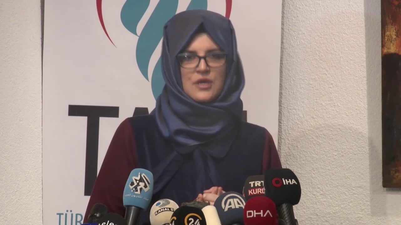 Turkey: Khashoggi\'s fiancee publishes book in his memory