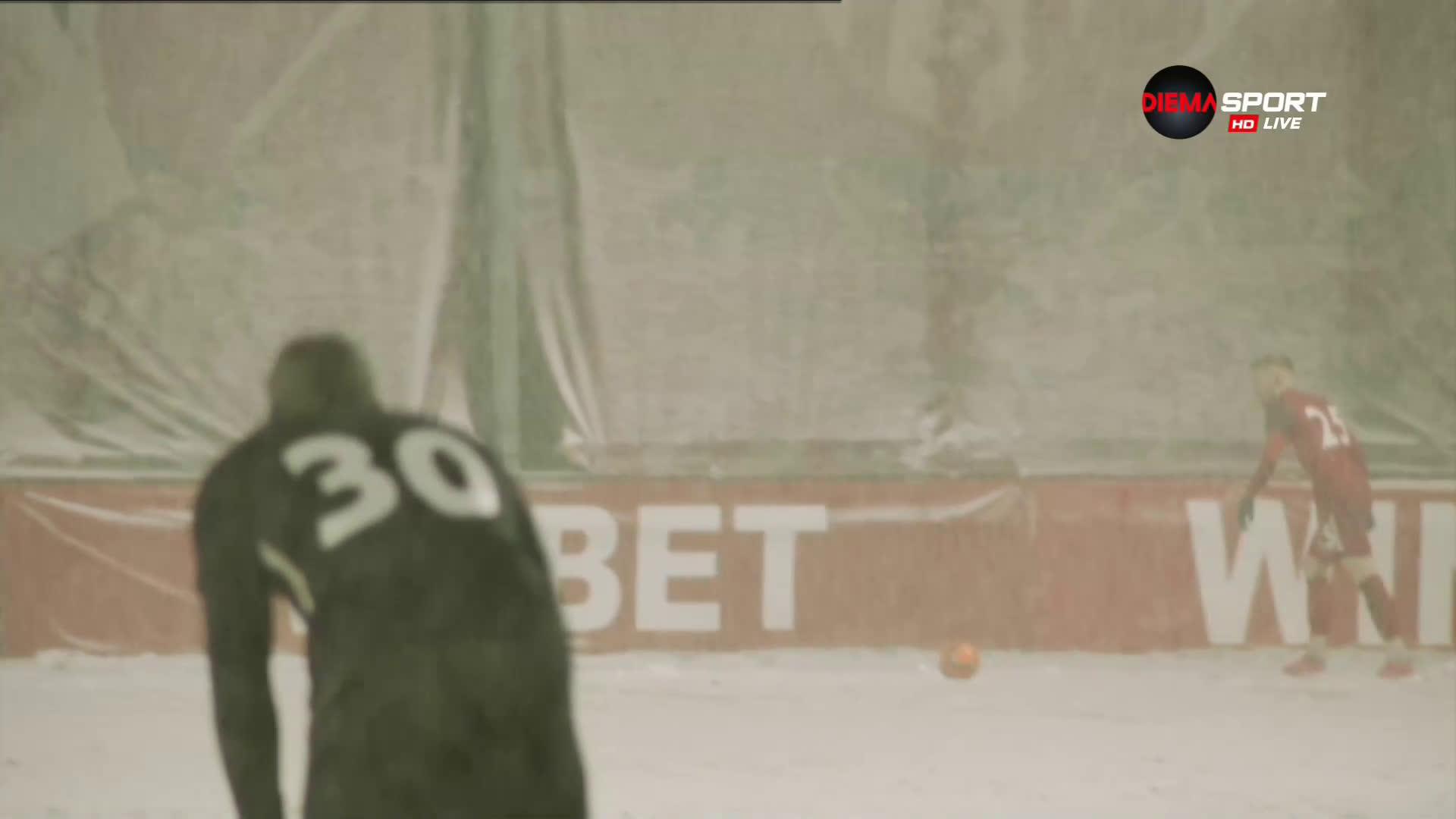 Мартин Кавдански: Ако се справям така всяка седмица, може да стана голмайстор на efbet Лига