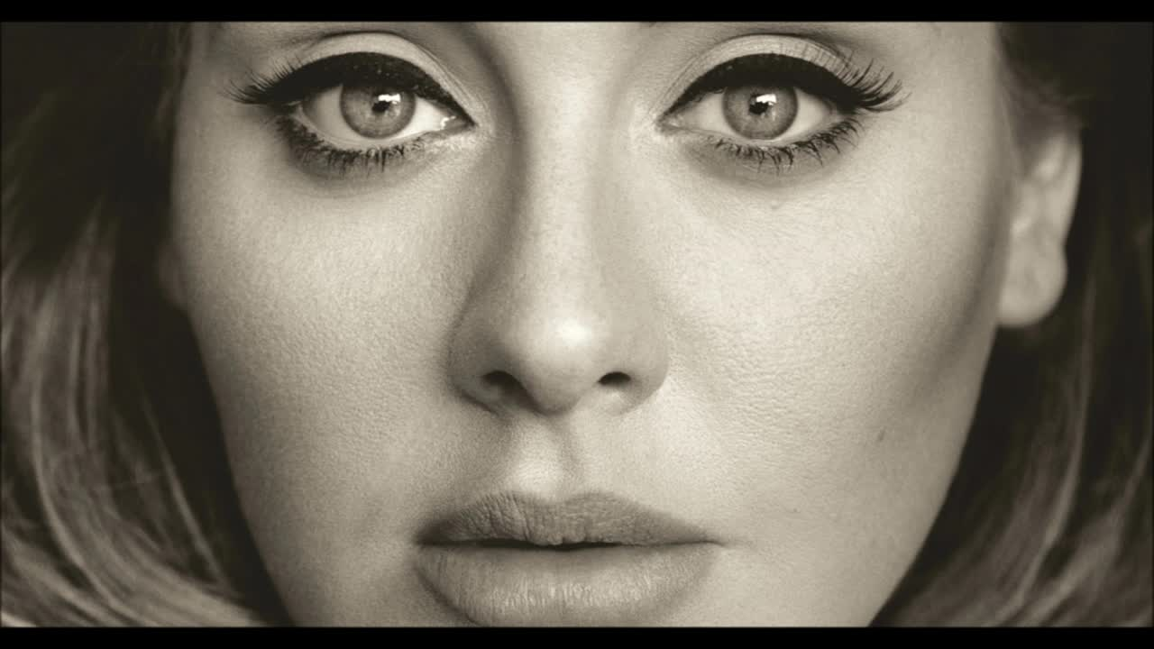 2015! Adele - Send My Love ( To Your New Lover)