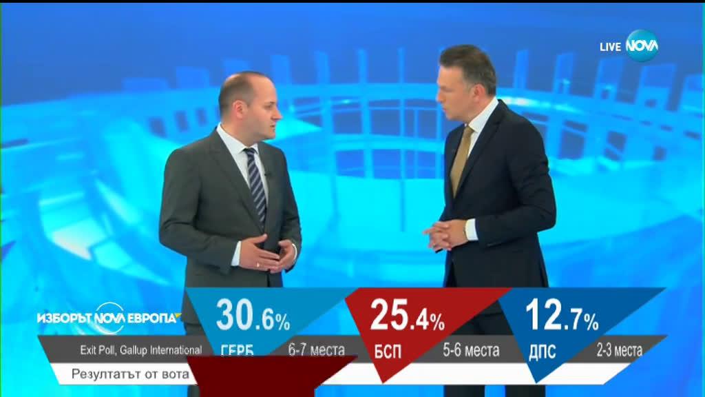 """Радан Кънев: Резултатите за """"Демократична България"""" показаха, че има алтерантива в дясно"""
