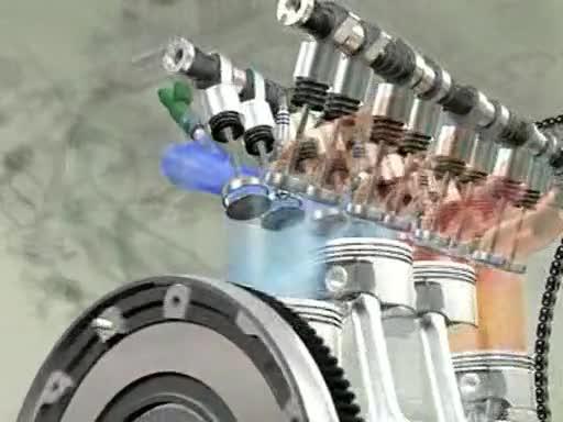 Устройство На двигател с вътрешно горене