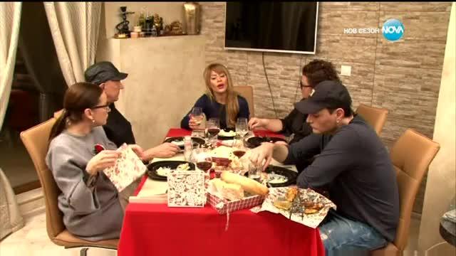 Ася Капчикова посреща гостите си - Черешката на тортата (29.02.2016)