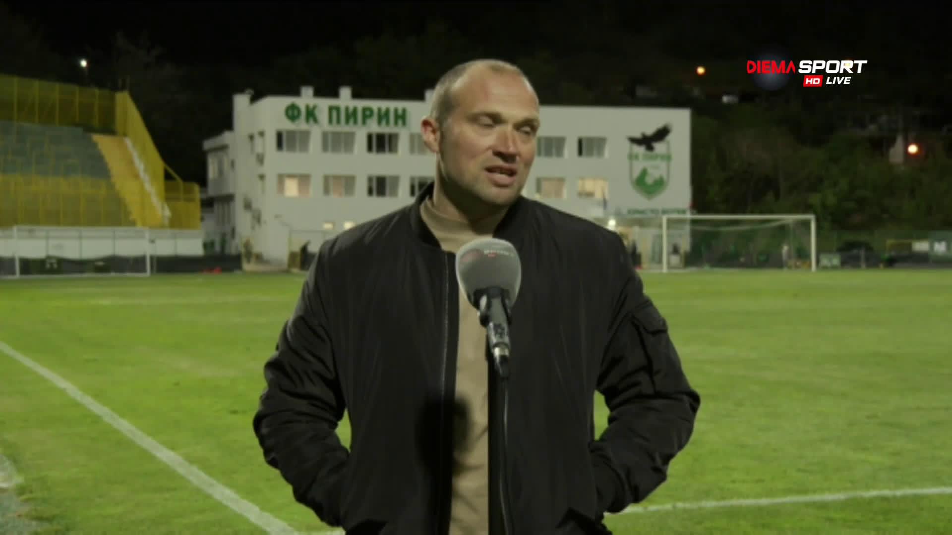 Фийни засипа играч на ЦСКА с похвали