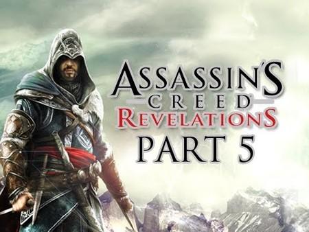 Assassin's creed revelations walkthrough part 5 в prosto taka.