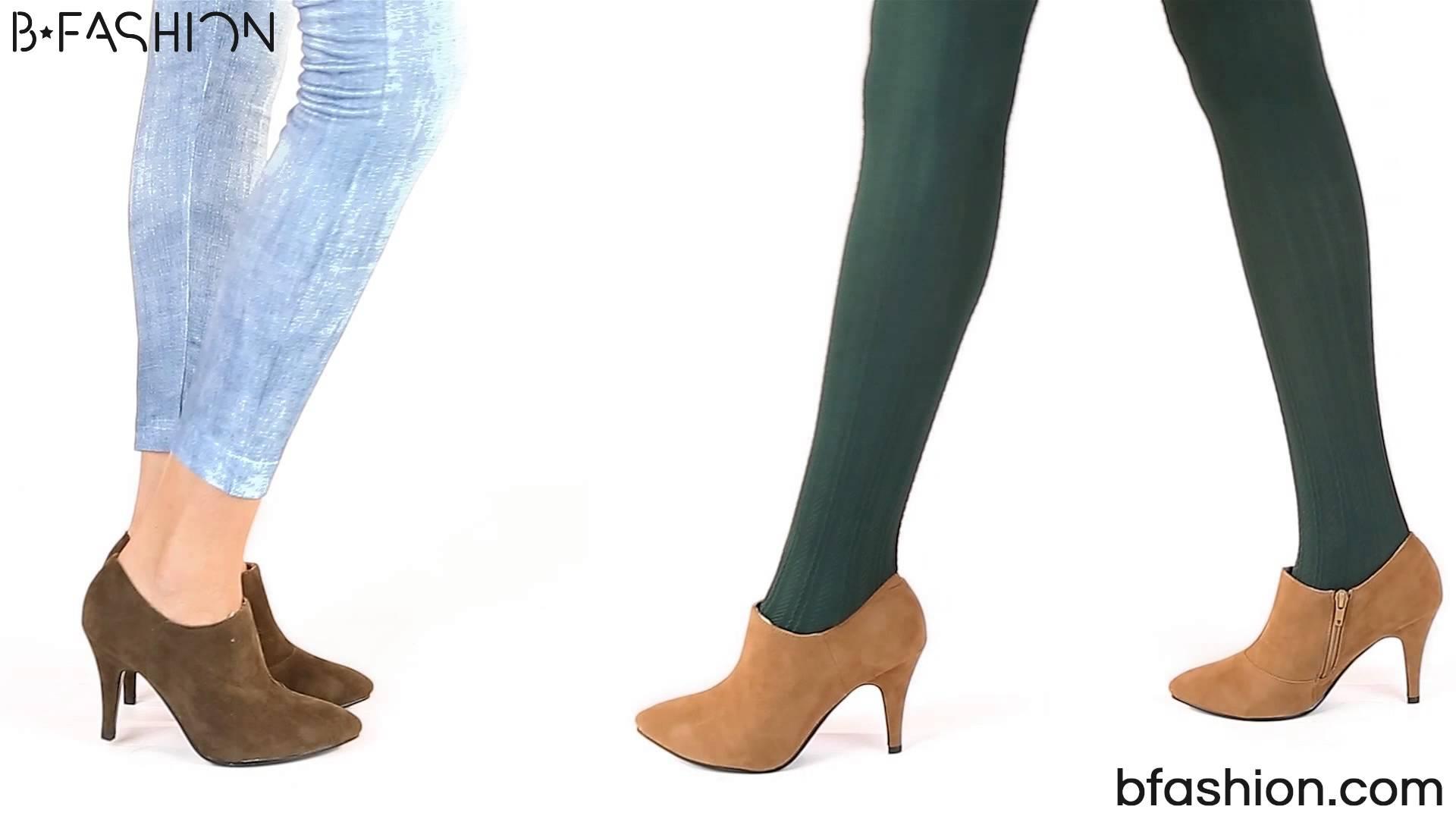 0ac7a9d71e4 Класически велурени дамски обувки от Кокетна / VBOX7 mobile