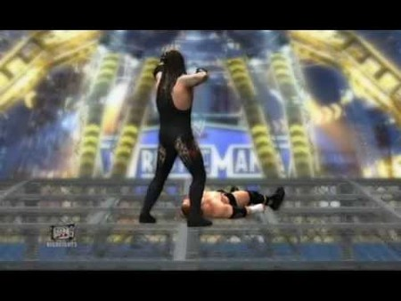 Wwe 12: hhh vs undertaker (hell in a cell) в vbox7.